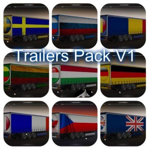 Trailers Countries Pack V1