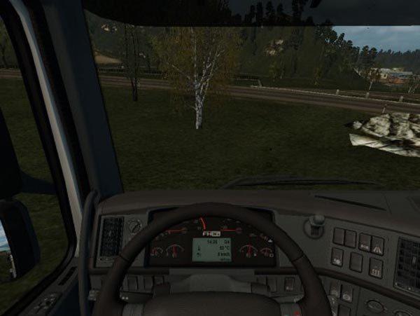 Volvo FH16 Real Dasboard