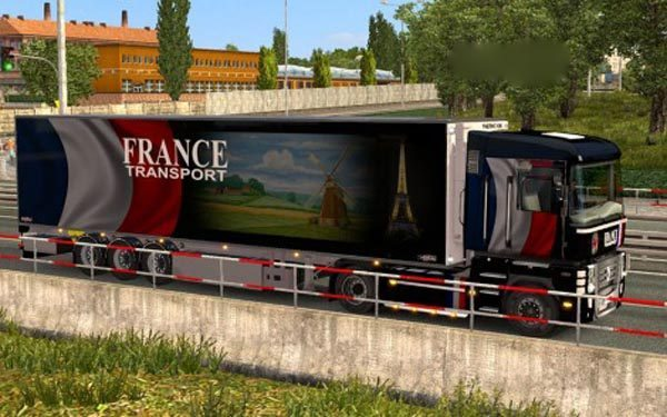 France Transport Combo Pack