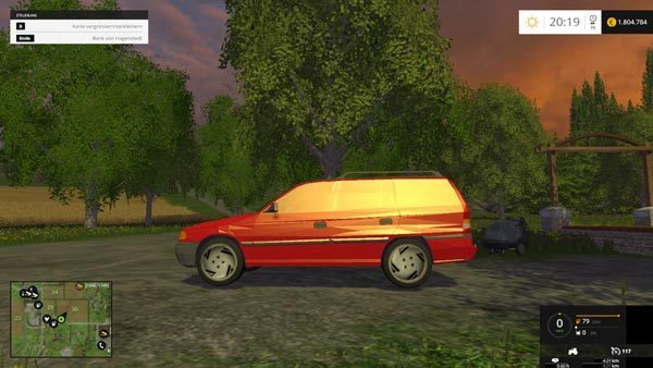 Opel Astra F Caravan 1.7 TD Club v 1.0 [MP] 1