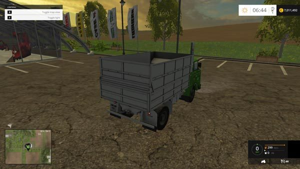 Skoda Liaz tipper v 1.1 [MP] 1