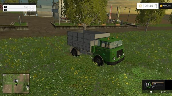 Skoda Liaz tipper v 1.1 [MP] 5