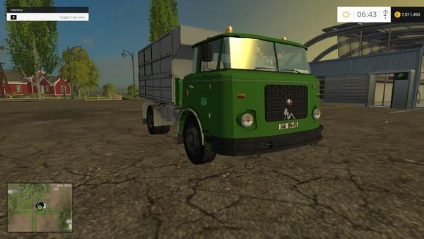 Skoda Liaz tipper v 1.1 [MP]
