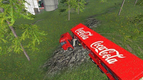 Coca Cola Christmas v 1.0 Beta [SP] 1