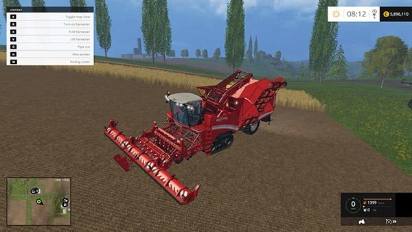 Grimme Maxtron 620 Multifruits v 1.0 [MP] 2