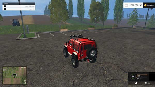 Land Rover Defender Offroad 2