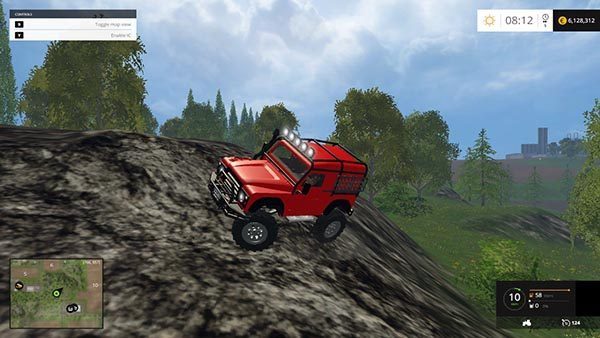 Land Rover Defender Offroad 5