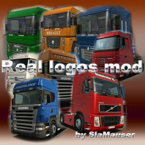 original lkw logos by slamauser farming simulator 2017. Black Bedroom Furniture Sets. Home Design Ideas