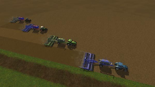 Horsch Pronto v 1.0 [MP] 2