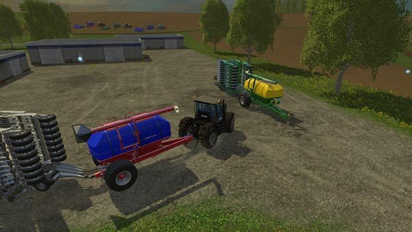 Horsch Pronto v 1.0 [MP]