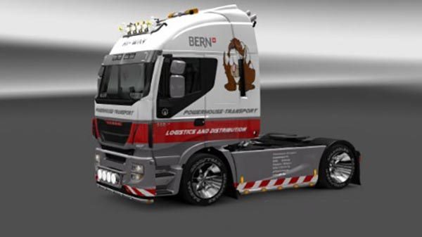 Iveco Hi Way Powerhouse Skin