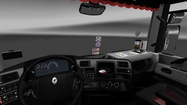 Renault Magnum Interior Exterior Rework