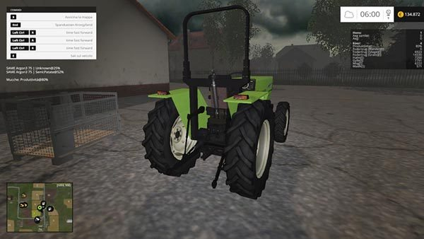 Agrifull 345 DT v 1.0 [MP] 2