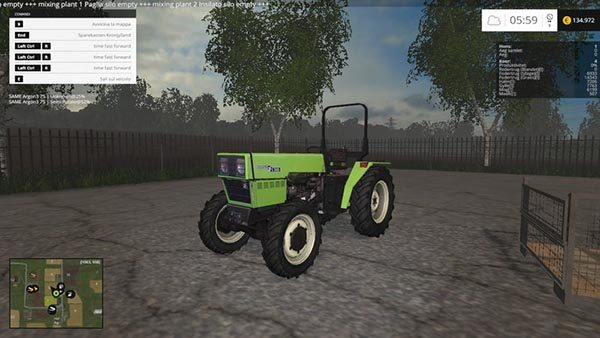 Agrifull 345 DT v 1.0 [MP]