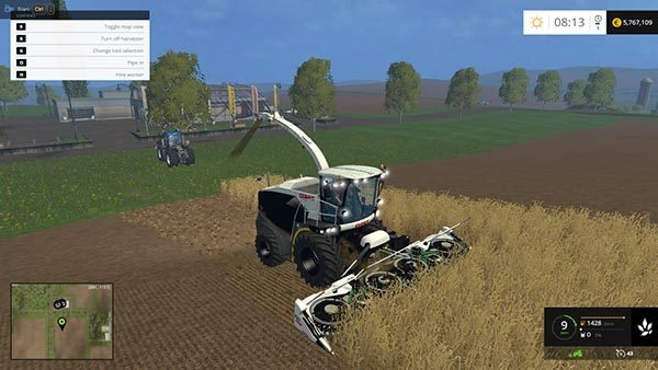 Claas Jaguar 870 Black Edition 2