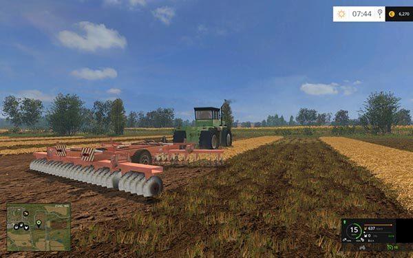 IH Tarcsa Cultivator v 1.0 [MP] 2