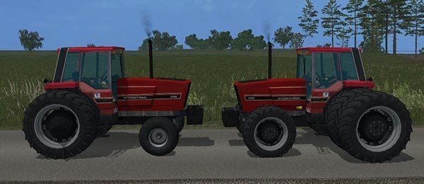 International Harvester 5488 v 1.0 [SP] 0