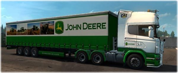 John Deere Combo Pack