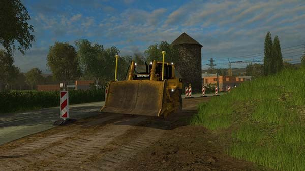 Caterpillar D7R v 2.0 [MP] 1