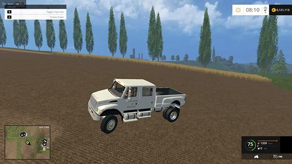 INTERNATIONAL CTX v 1.0 1