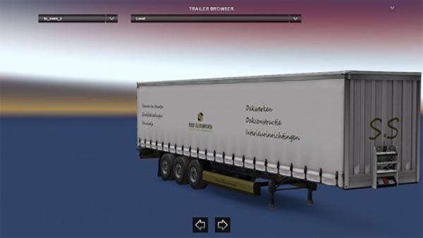 Sven slembrouck Lead trailer skin