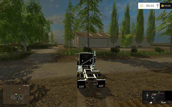 Cat Truck Actual Truck 1