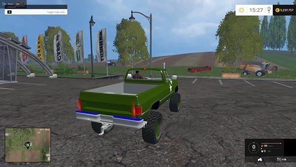 Chevy M1008 v 1.0 1