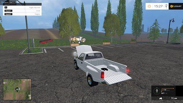 1994 CHEVY 3500 PLOW TRUCK v 1.0 1