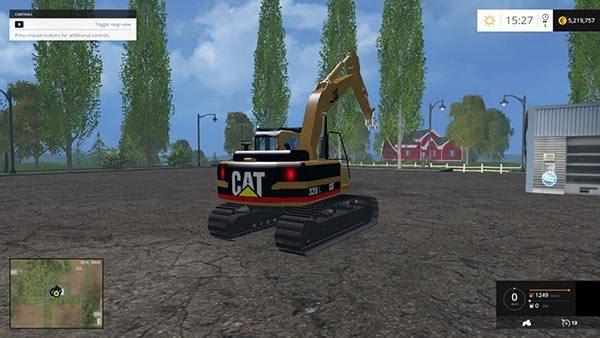 Cat 320L v 1.0 1