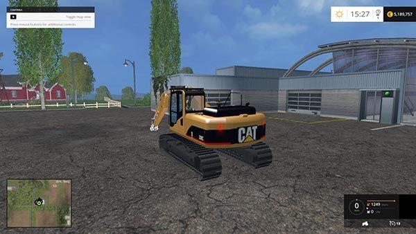 Cat 330CL v 1.0 1