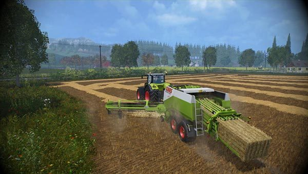 Claas Quadrant 2200 and Nadal R v 1.0 [MP] 1