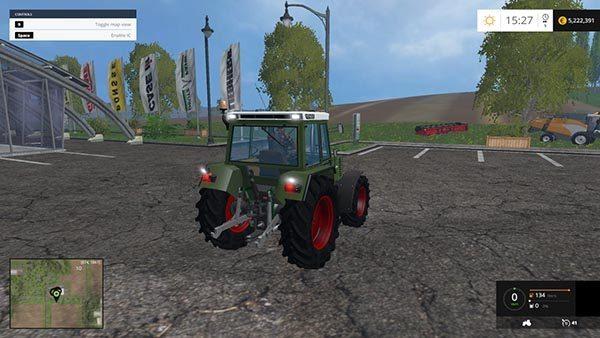 FENDT FARMER 310 LSA v 3.0 [MP] 1