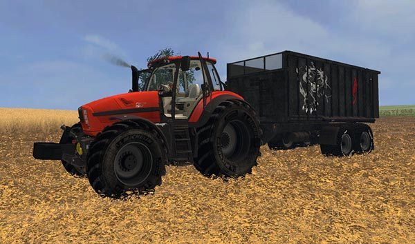Fliegl TMK 266 Black Panther Edition v 1.0 [MP] 2