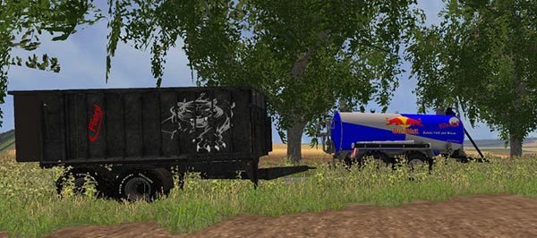 Fliegl TMK 266 Black Panther Edition v 1.0 [MP]
