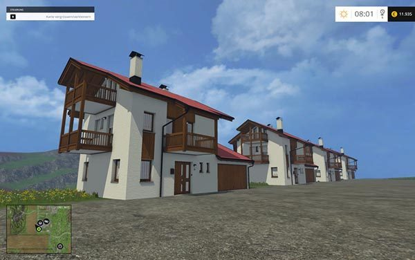 House with garage v 1.1 [MP]