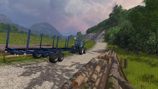 Log Trailer with Autoload v 1.1 [MP] 1