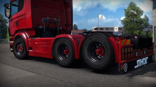 50k Wheels Pack v 4.1