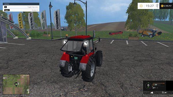 BELARUS 920 Agropanonka v 1.0 1
