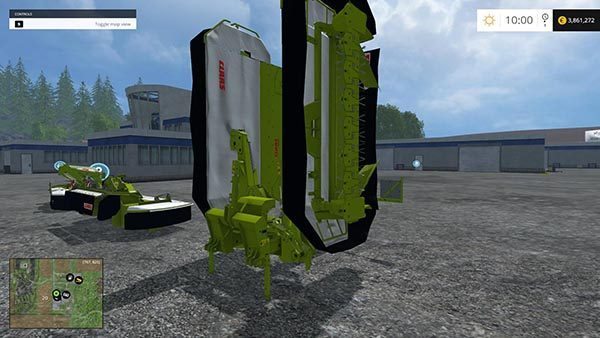 Claas Max Cut FraBel v 1.0 0