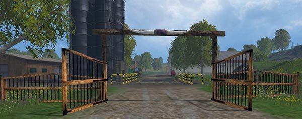 Farm gate and fences v 2.0 [MP] 1
