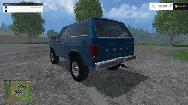 Ford Bronco 81 v 1.0 1