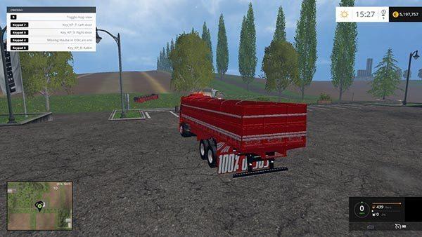 Ford Cargo 2428E v 1.0 1