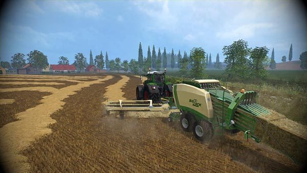 Krone Big Pack 1290 and Nadal R90 v 1.0 [MP] 1