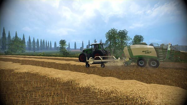 Krone Big Pack 1290 and Nadal R90 v 1.0 [MP] 2