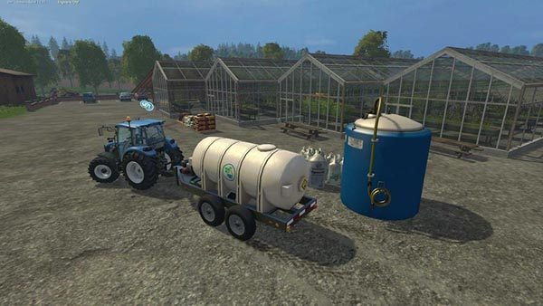 Lizard Fertilizer Trailer v 1.0 [MP] 2