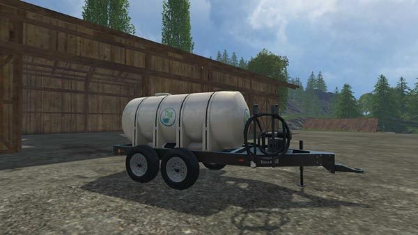Lizard Fertilizer Trailer v 1.0 [MP]