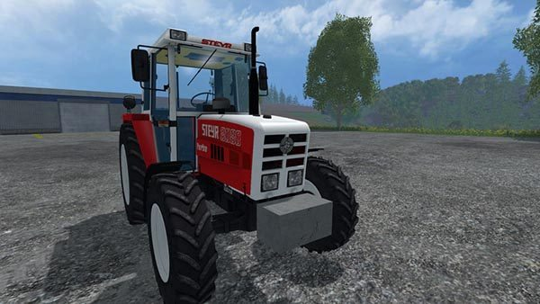Steyr weights Pack v 1.0 [MP] 1