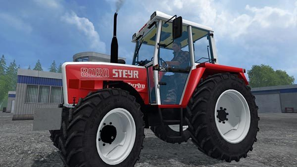 Steyr weights Pack v 1.0 [MP] 2