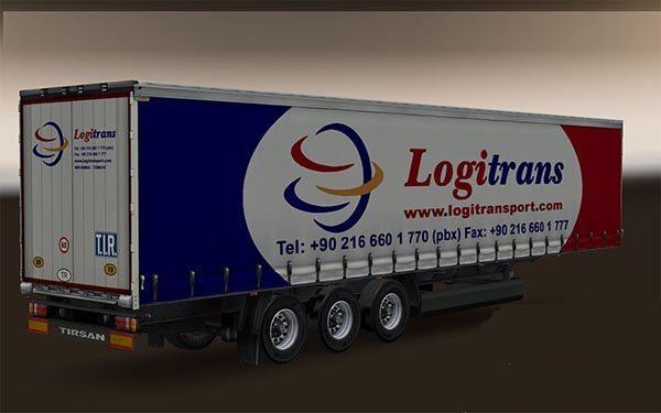 Trailer Profiliner Logitransport