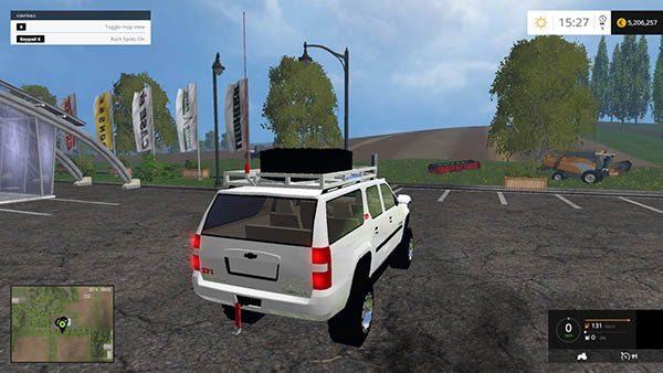 2013 ford offroading z71 surburban 1